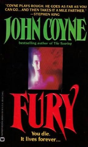 book cover of Fury