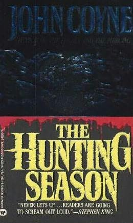 book cover of The Hunting Season