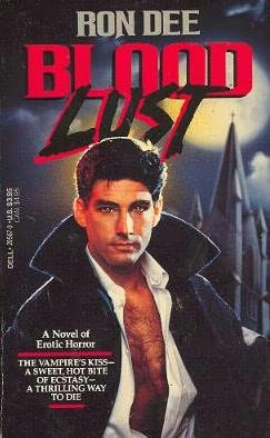 book cover of Blood Lust