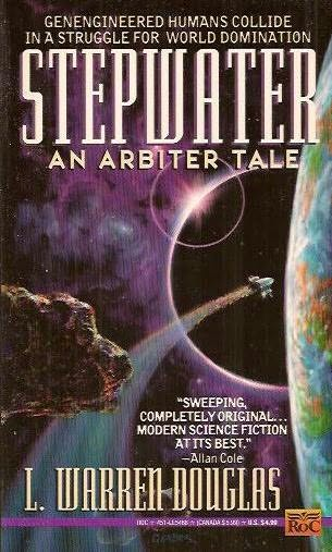 book cover of Stepwater