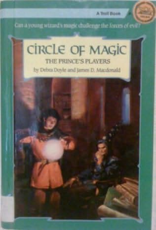 book cover of The Prince\'s Players