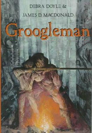 book cover of Groogleman