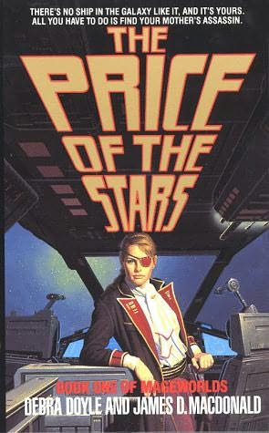 book cover of The Price of the Stars
