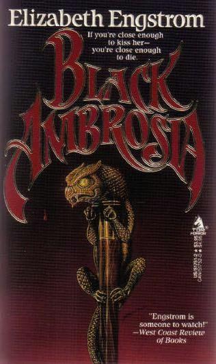 book cover of Black Ambrosia