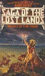 book cover of Blood of the Tiger