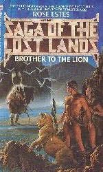 book cover of Brother to the Lion