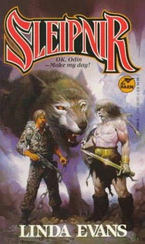 book cover of Sleipnir