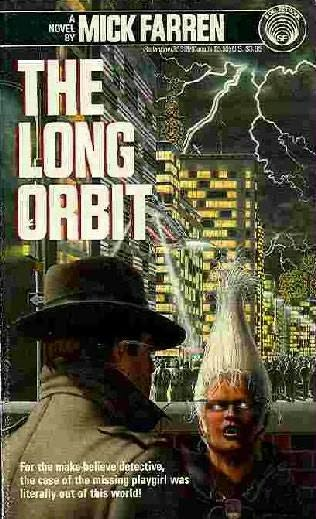book cover of The Long Orbit