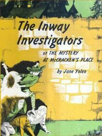 book cover of The Inway Investigators
