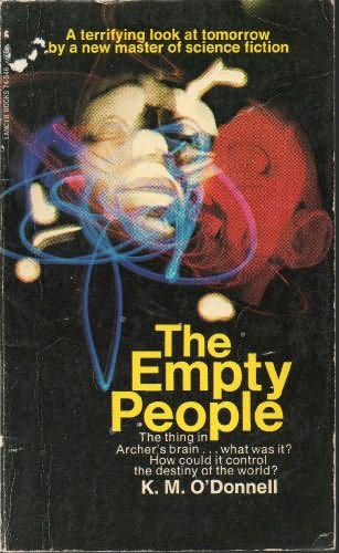 book cover of The Empty People