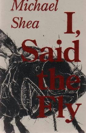 book cover of I, Said the Fly
