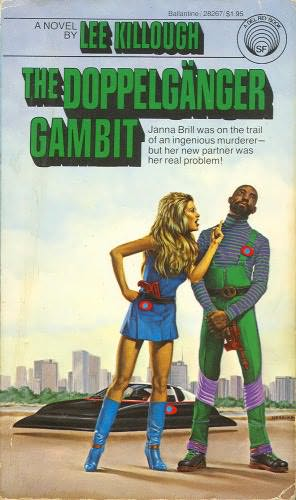 Book Cover: The Doppelganger Gambit by Lee Killough