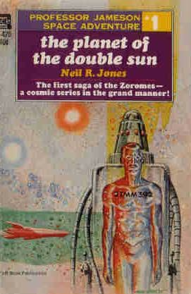 book cover of The Planet of the Double Sun