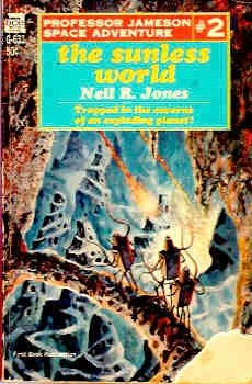 book cover of The Sunless World