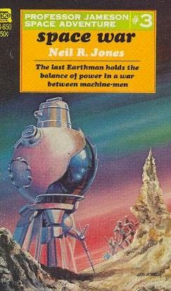 book cover of Space War