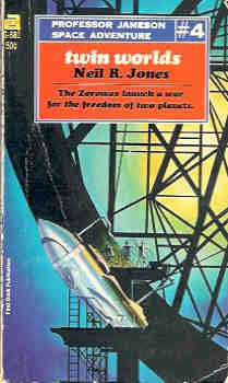 book cover of Twin Worlds