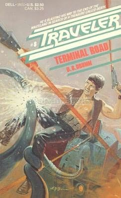book cover of Terminal Road