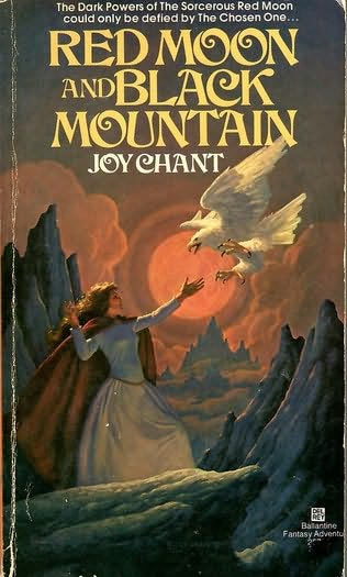 book cover of Red Moon and Black Mountain