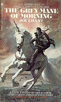 book cover of The Grey Mane of Morning
