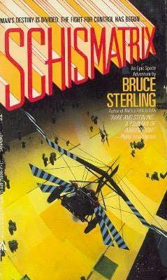 book cover of Schismatrix