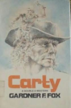 book cover of Carty