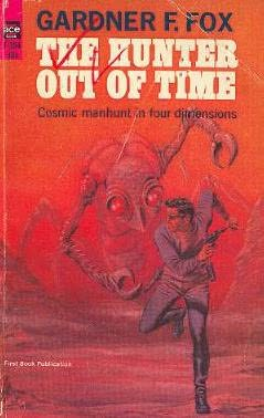 book cover of The Hunter Out of Time