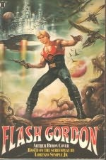 book cover of Flash Gordon