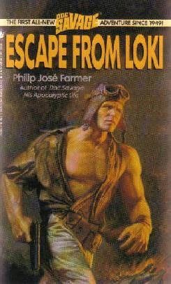 book cover of Escape from Loki