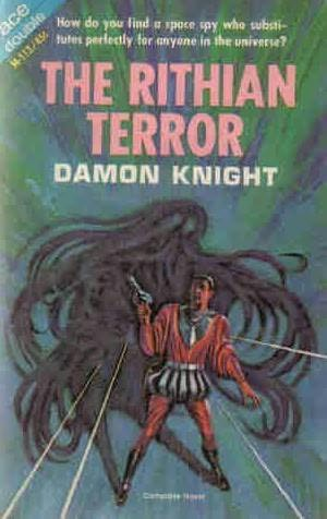 book cover of The Rithian Terror