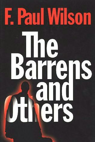 book cover of The Barrens