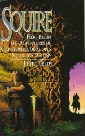 book cover of Squire