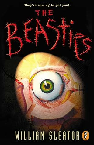 book cover of   The Beasties