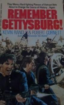book cover of Remember Gettysburg!