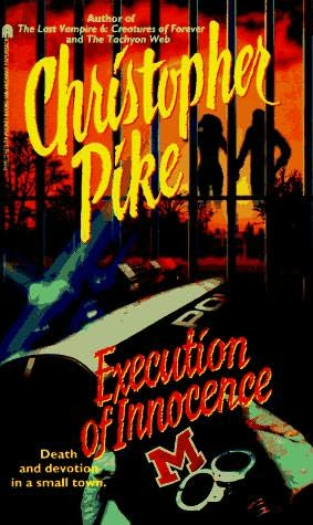 book cover of Execution of Innocence