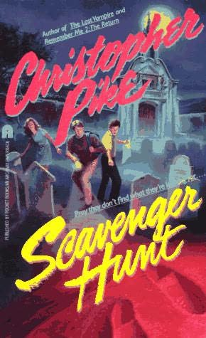 book cover of Scavenger Hunt