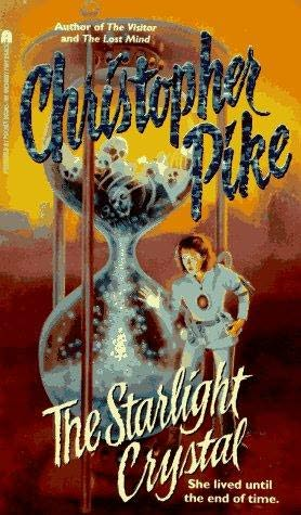 book cover of The Starlight Crystal