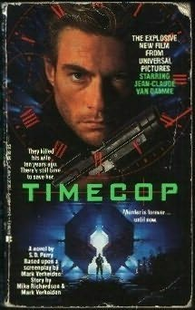 book cover of Timecop