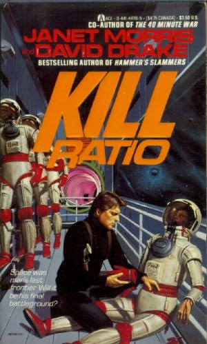 book cover of Kill Ratio