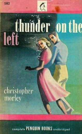 book cover of Thunder on the Left