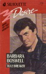 book cover of Rule Breaker