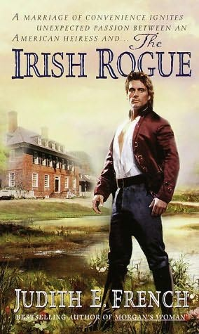 book cover of The Irish Rogue