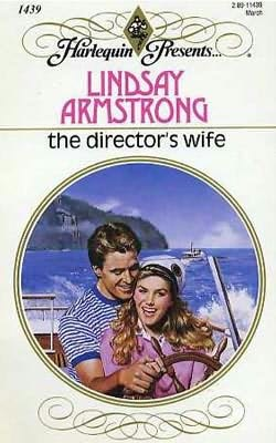 book cover of The Director\'s Wife