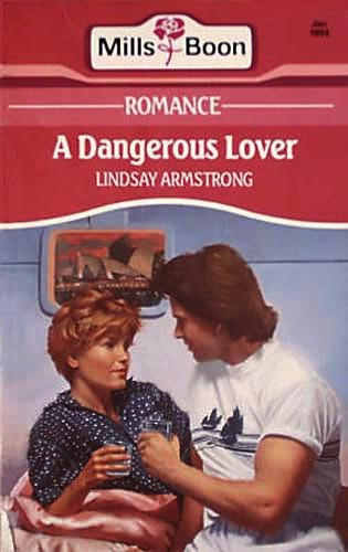 book cover of A Dangerous Lover