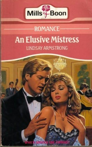 book cover of An Elusive Mistress