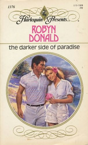 book cover of The Darker Side of Paradise