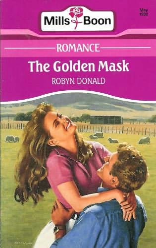 book cover of The Golden Mask
