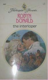 book cover of The Interloper