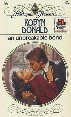 book cover of An Unbreakable Bond