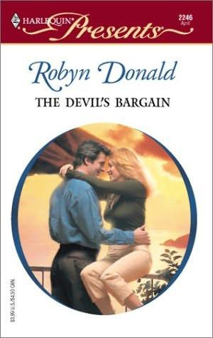 book cover of The Devil\'s Bargain
