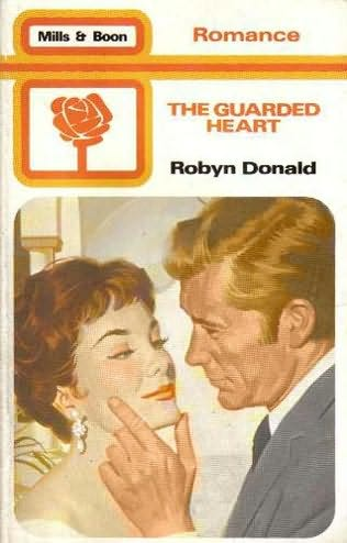 book cover of The Guarded Heart